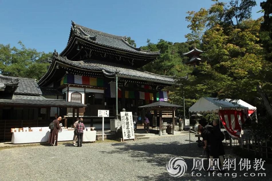 日本今熊野观音寺(图片来源:凤凰网佛教 摄影:丹珍旺姆)