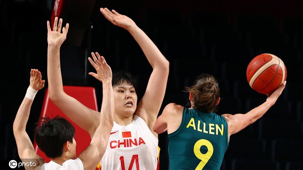 准绝杀!中国女篮险胜强敌提前出线 最后6罚6中锁定胜局