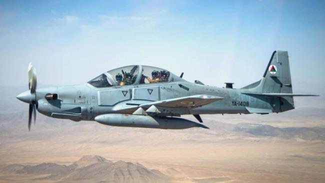 """美国忙于撤军未能顾及 阿富汗空军将""""弹尽粮绝""""?"""