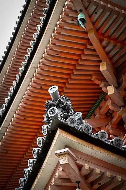 △ 京都建筑一角。