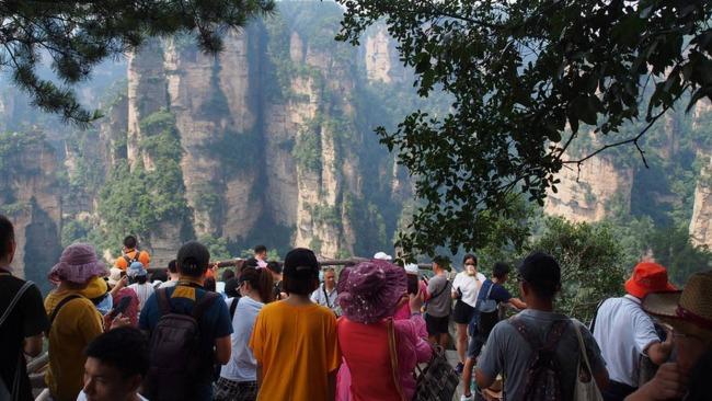 """張家界成""""二傳手""""!南京傳播鏈伸向7省份17地傳染206人"""