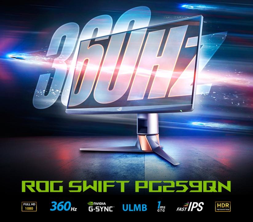 480Hz液晶面板要来了:消息称LG、友达光电正在开发该技术