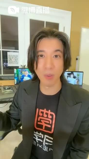 青回!王力宏清唱《北京欢迎你》为中国奥运选手加油