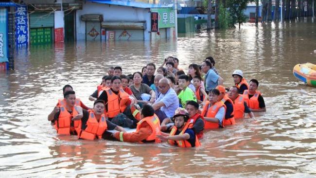 鄉村為何成為洪災重災區?專家:農村不設防的狀況未根本改變
