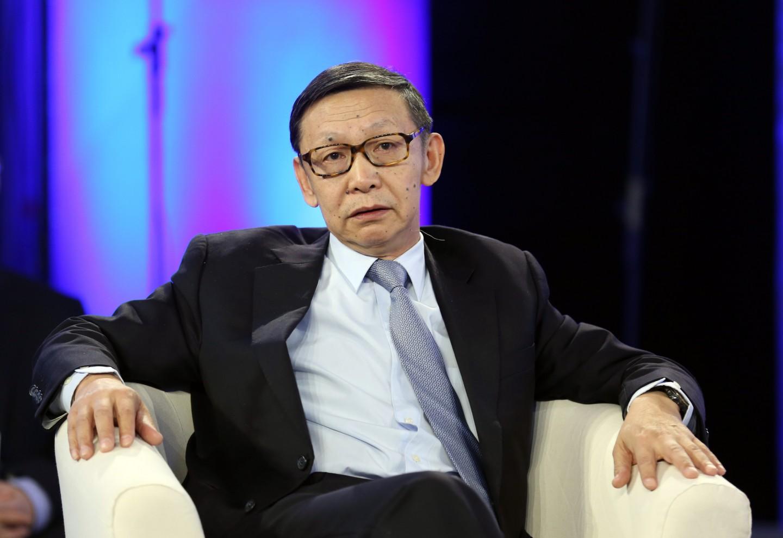 原中国银监会副主席蔡鄂生被查