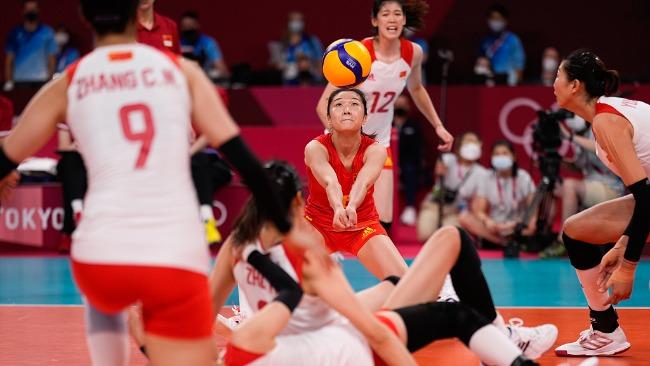 中国女排提前无缘8强!近7届奥运会最差战绩