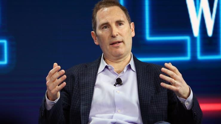 图1:亚马逊新任CEO贾西