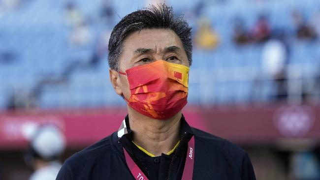 贾秀全:比赛踢得不好 是我主教练的责任