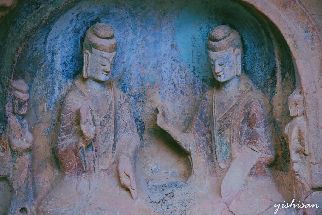 炳灵寺125龛 来自马蜂窝用户@意识散