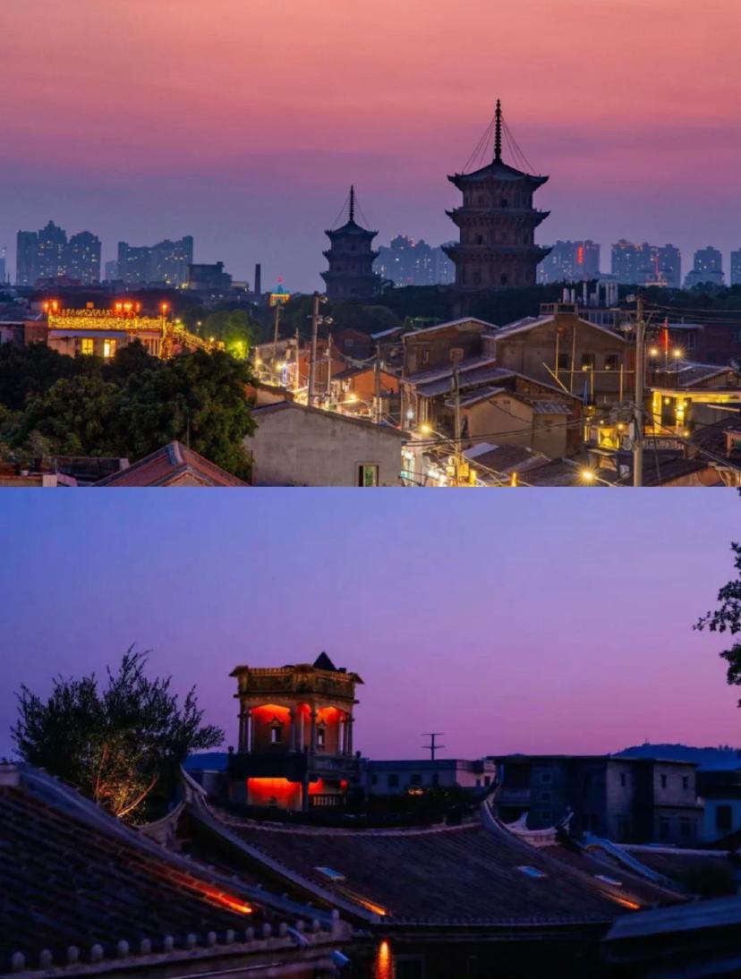小红书©️ 梧林传统村落