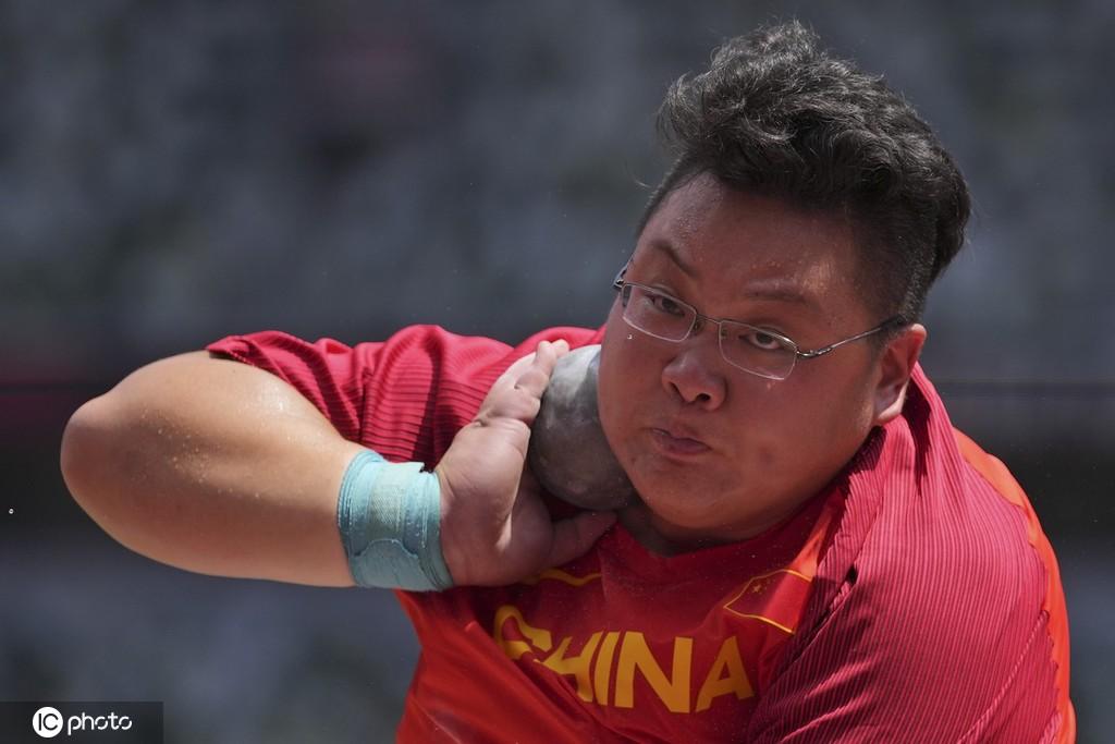 第22金!巩立姣为中国田径夺首金 20.58米创今年世界最佳