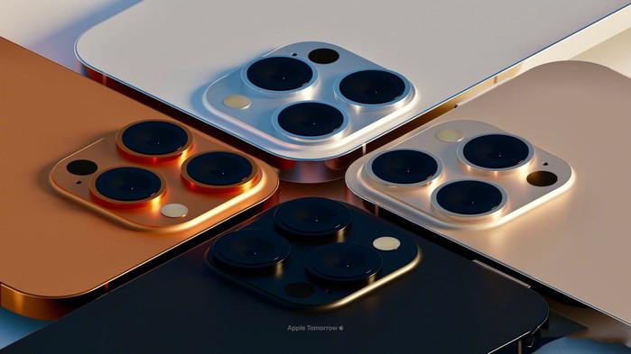【图片4】iphone13被爆最新配色:或有日落金、玫瑰金