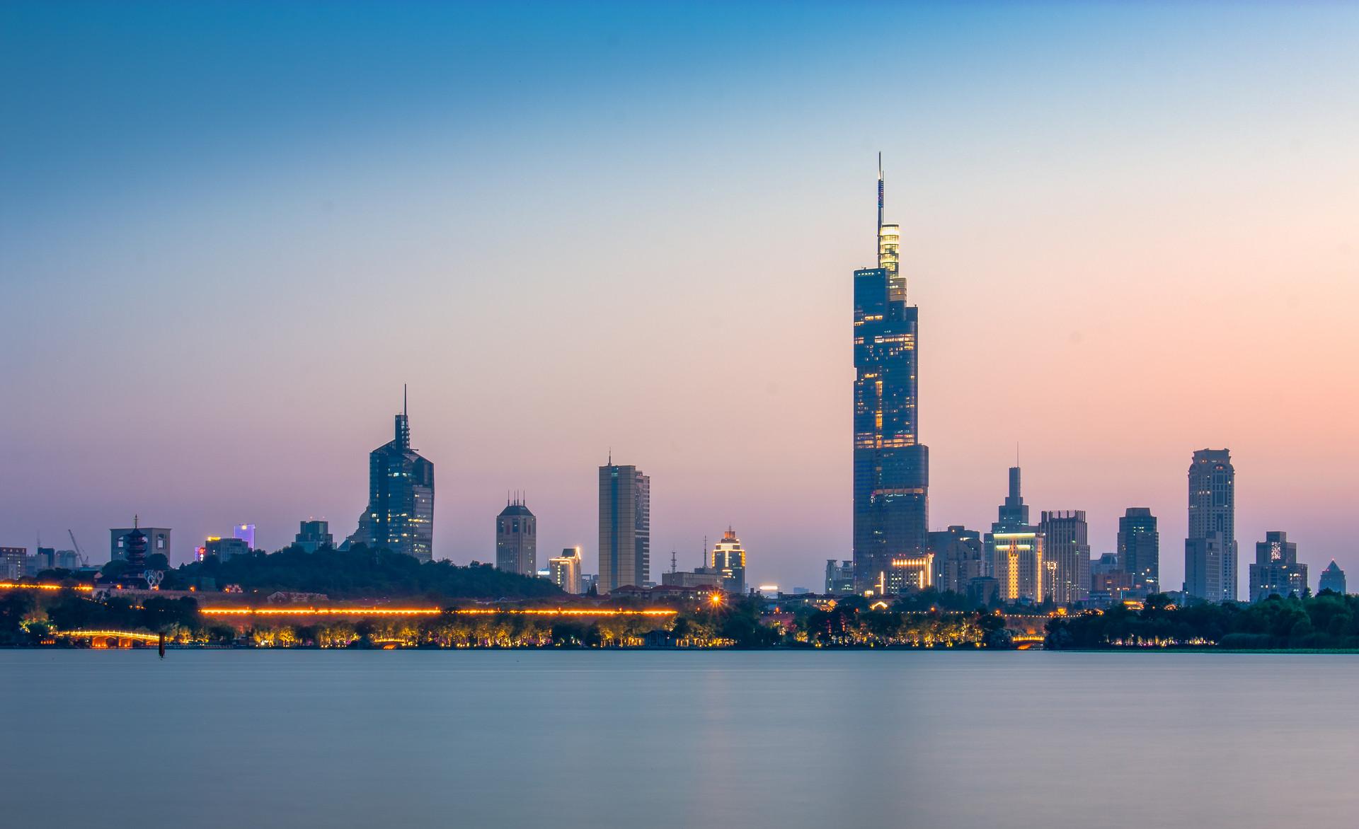 南京和苏州gdp_天津,一座被GDP误导的城市!