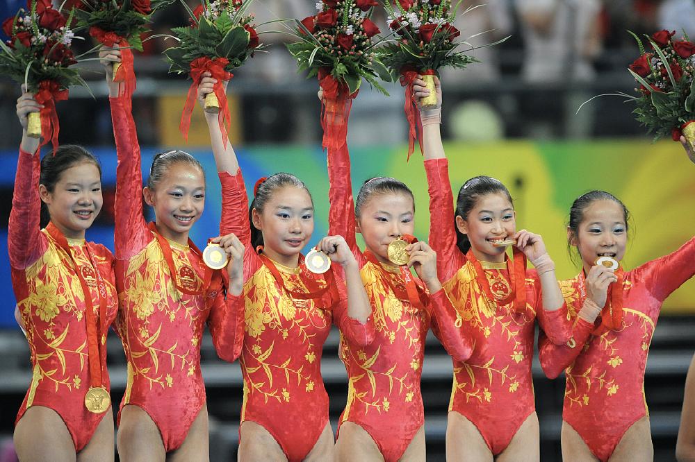 2008年奥运夺金后,这6个女孩去哪了?