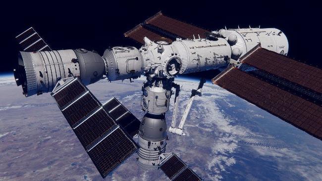 俄航天部门:2028年前结束国际空间站运营 将自建航天站