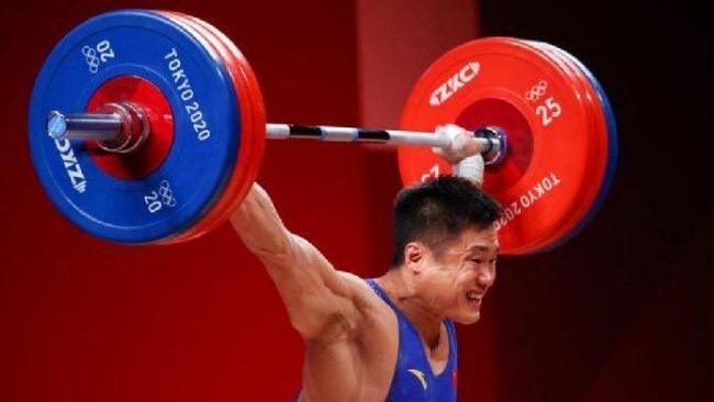 用力量与智慧造就最佳战绩 但中国举重未来让人堪忧