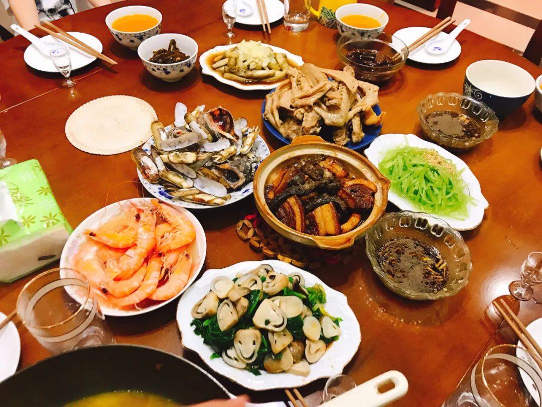徐州人的家宴菜色花样可不少 @图虫创意
