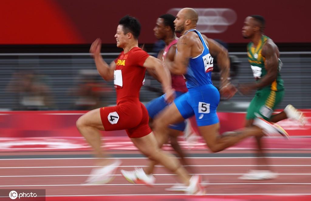 苏炳添百米9秒83,刘翔110米栏12秒91,谁是中国田径第一人?|凰家看台