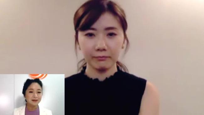 福原爱:东北话就是我的普通话