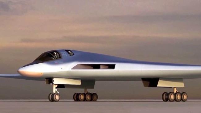 俄首次披露研发X-95高超导弹 未来装备战略轰炸机