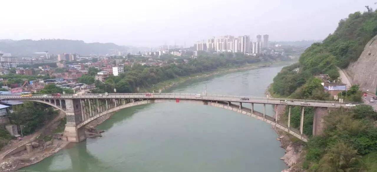 图注:马鸣溪渡口,图片来自网络