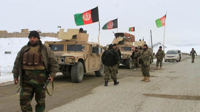 阿富汗安全部队在多省采取行动 击毙131名塔利班成员