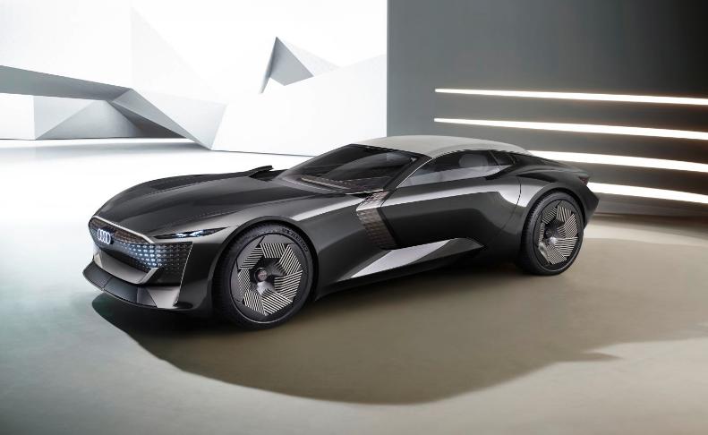 奧迪全新概念車skysphere正式發布 廣州車展中國首秀