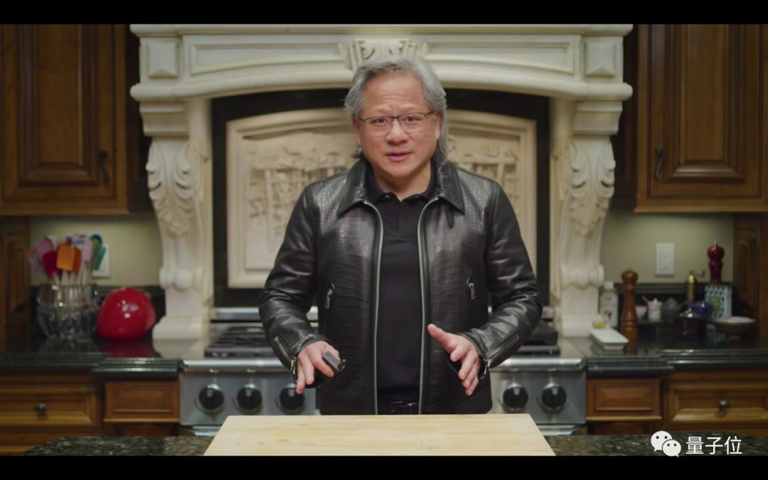 黄仁勋骗过了全世界,三个多月都没人发觉!皮衣是假的厨房是假的,连他自己都是假的