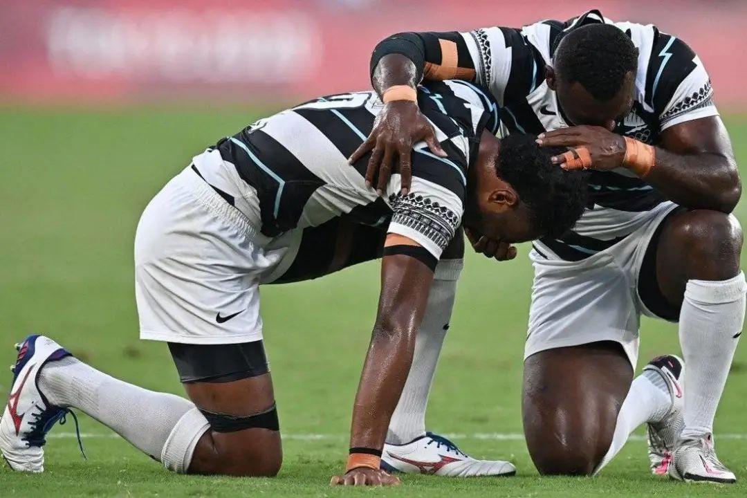 7月28日,斐济对阵新西兰的决赛。图片:CFP