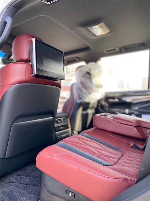 21款雷克萨斯LX570 港口现车底价预售