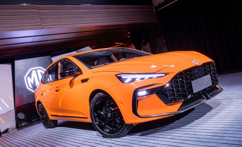 第三代MG6 PRO正式上市 售價9.78-13.38萬元