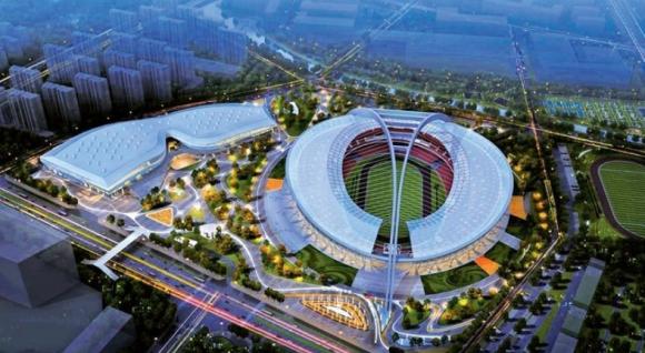 传递品牌温度,中广欧特斯备战第十九届亚洲运动会
