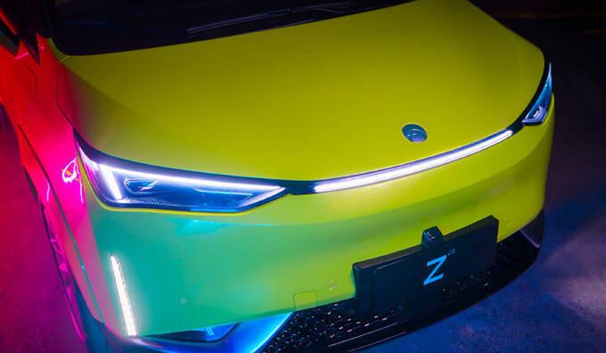 合创Z03开启预售 XX-XX万 续航里程超600km-图5