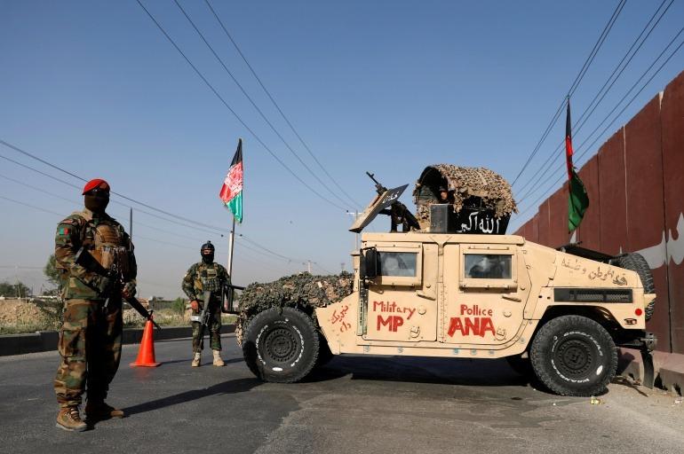 阿富汗防长:政府军已重夺巴格兰省三个地区