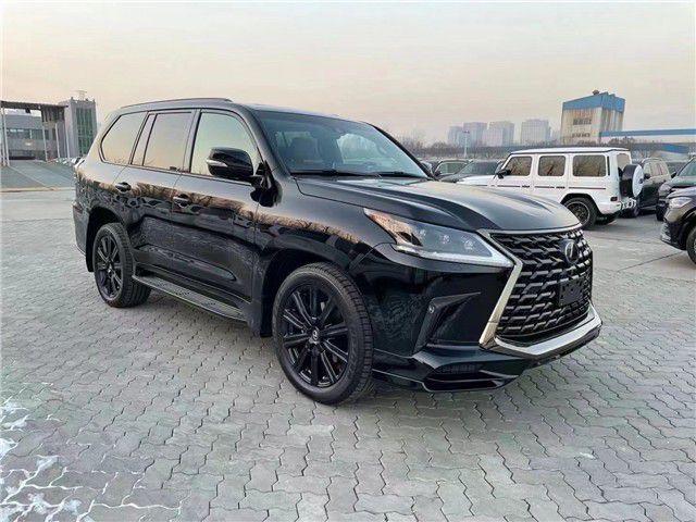 天津港口直营2021款雷克萨斯LX570现车