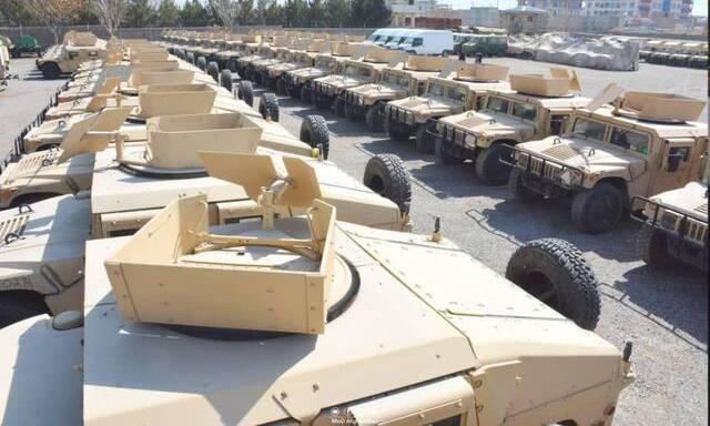 中俄對阿富汗政府軍隊遺留美制武器感興趣?美專家:愚蠢