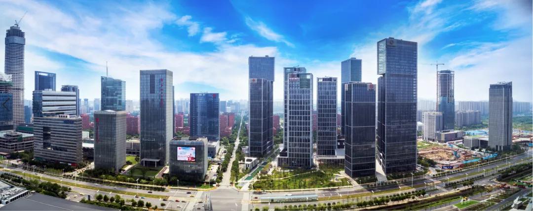 迈入新征程!南京建邺高新区获批省级高新技术产业开发区!
