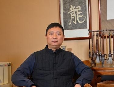西安市道教协会会长刘世天接受凤凰网陕西专访