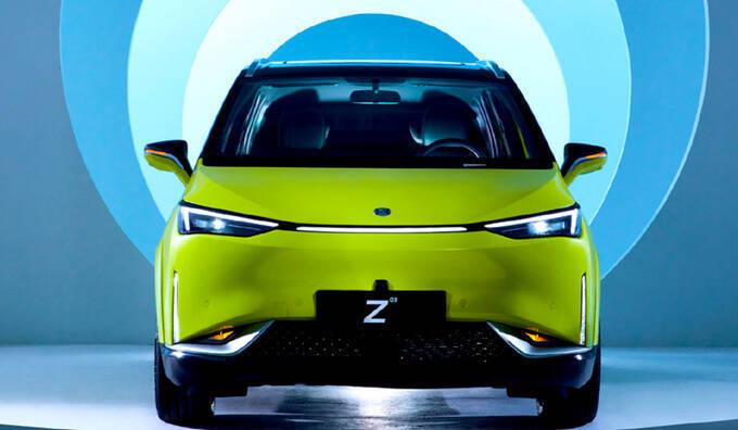 合创Z03开启预售 XX-XX万 续航里程超600km-图6
