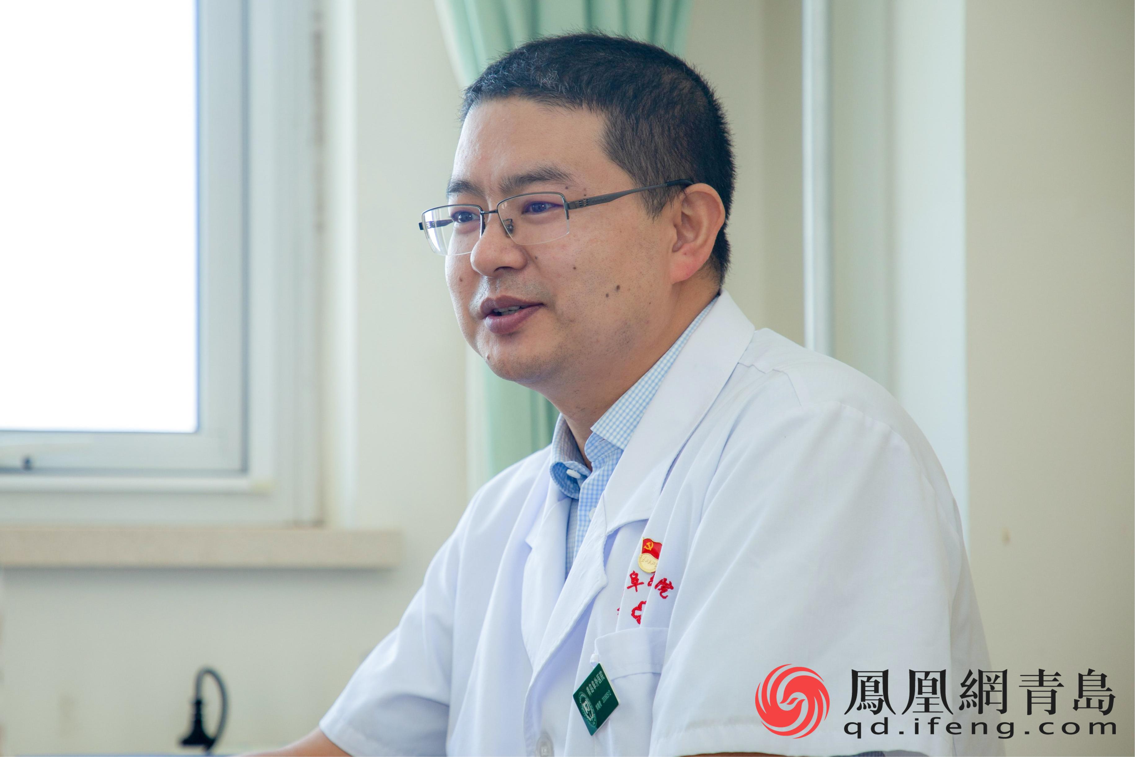 青岛阜外医院副院长、心外科专家刘晓君:精研医术,医者仁心,点亮生命之光!