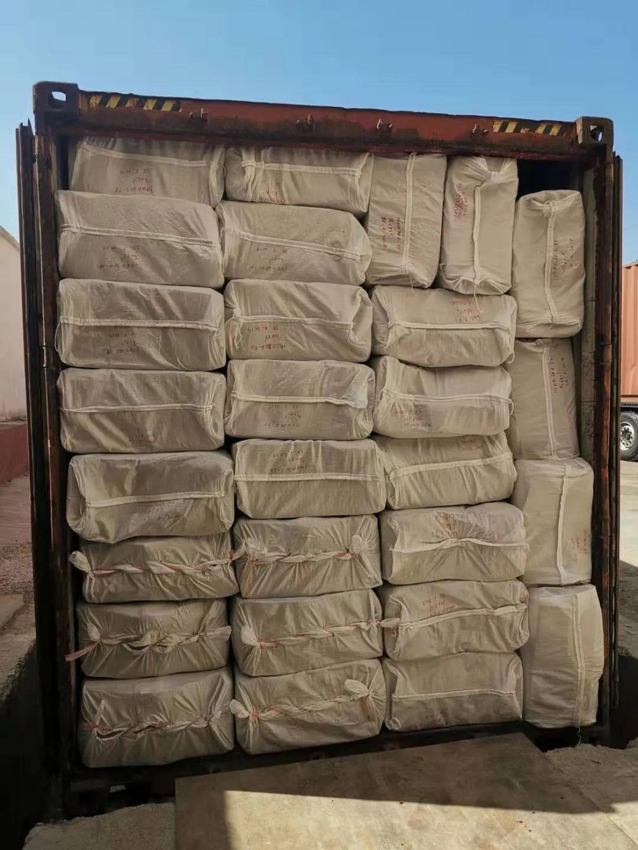 即將搭乘合肥中歐班列的貨物。