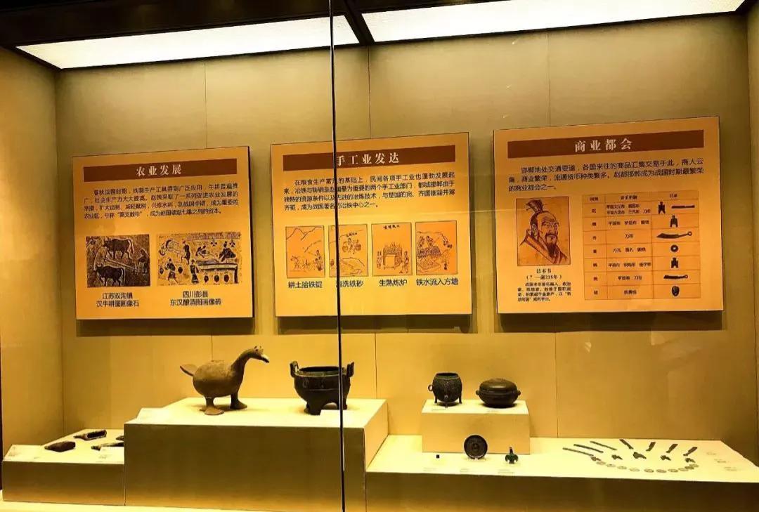 一座三千年异国改名的城市——邯郸,赵都风韵任你徐徐查望品味