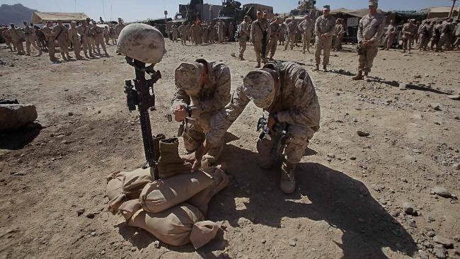 德防長:特朗普應對阿富汗局勢突變承擔部分責任