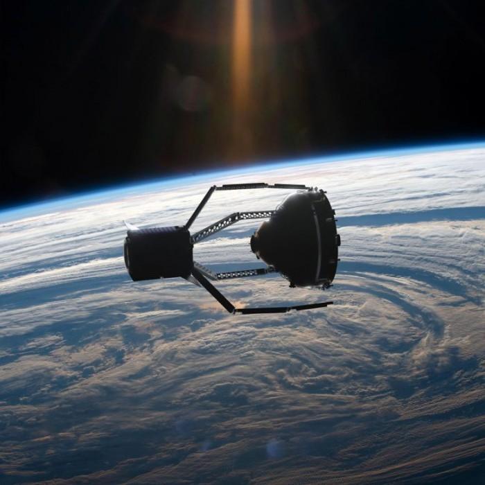 富士通等公司用首创的任务优化器帮助清除太空垃圾