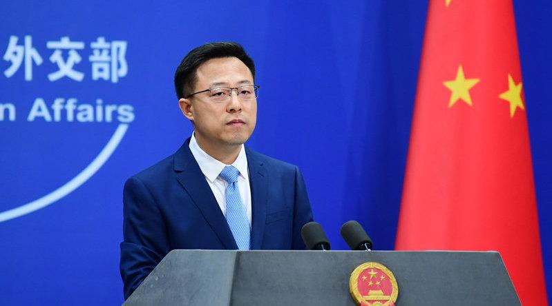 中国对塔利班态度会因恐袭而转变?外交部回应