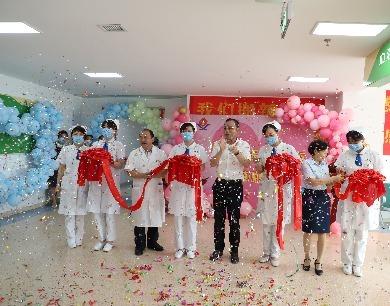 江西省儿童医院血液一科病房整体搬迁至红谷滩院区