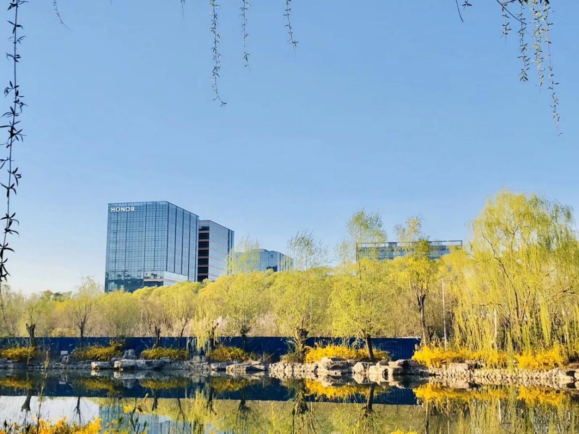 荣耀北京研发中心