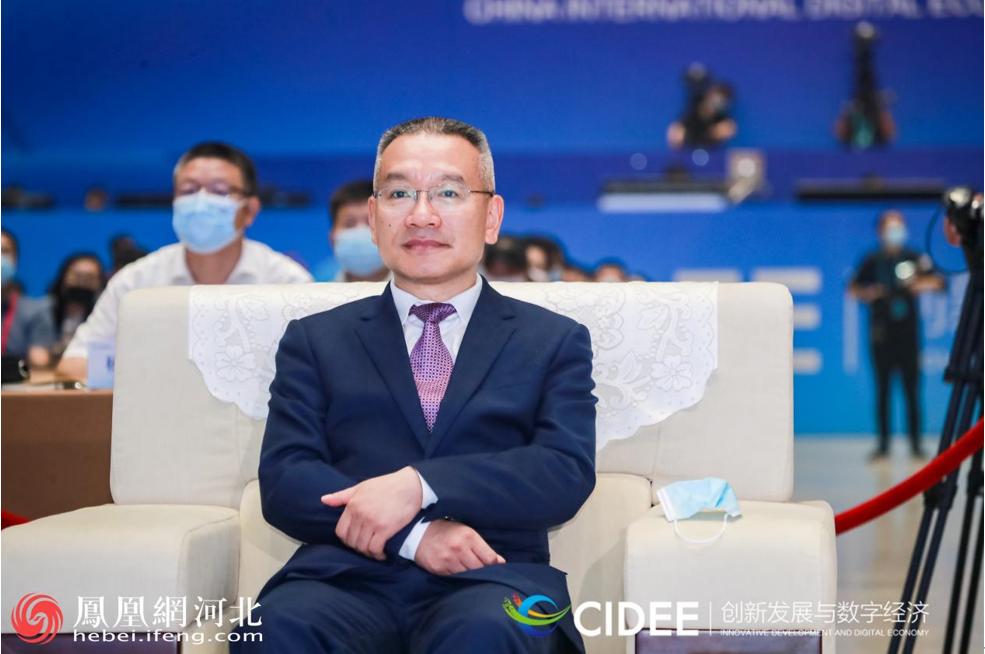 河北省人民政府副省长胡启生出席本次活动 刘晓琳/摄