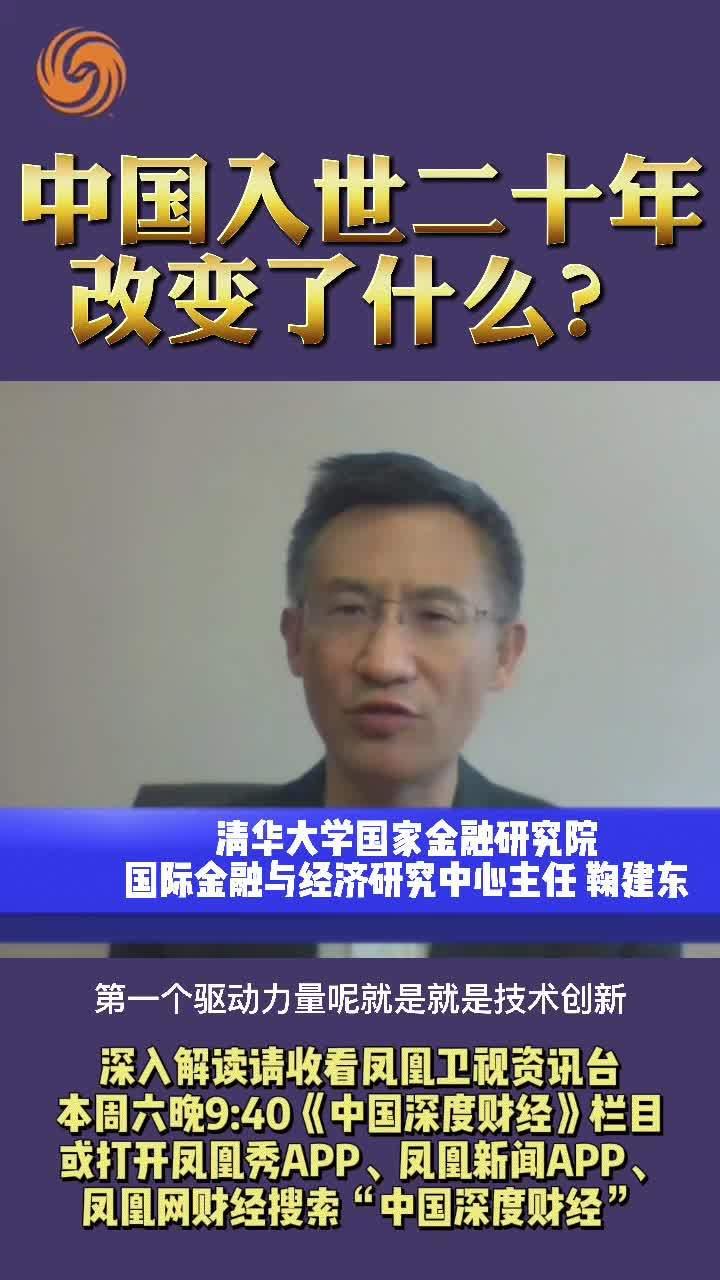 中国入世二十年改变了什么?