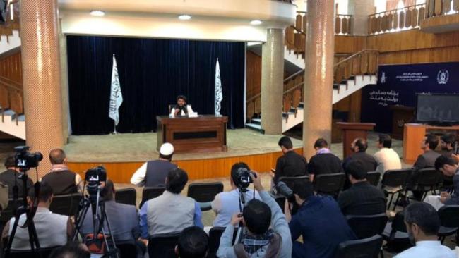 塔利班发言人宣布阿富汗战争已结束